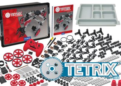 Robotics: TETRIX