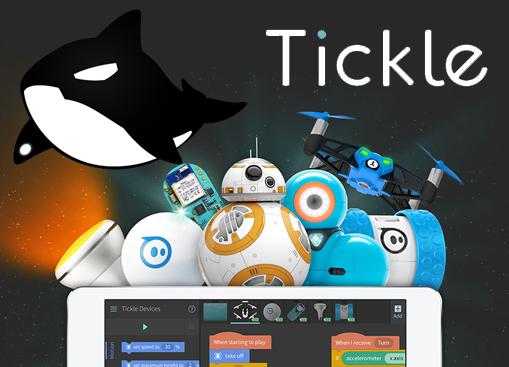 Programming: Tickle