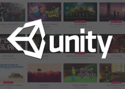 Game Dev: Unity