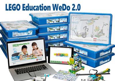 Robotics: Lego WEDO